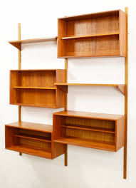 wall mounted component shelves interior wood shelf system small wooden shelving unit office
