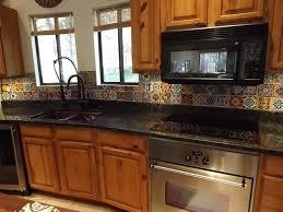 Diy Kitchen Backsplash Dusty Coyote Mexican Tile Kitchen Backsplash Diy