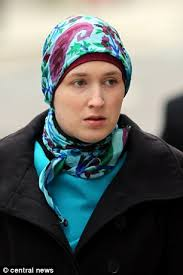 Lorna Moore who      fled to Syria to join her Jihadi husband      claims     Daily Mail Northern Irish Islamic convert Lorna Moore       pictured   who is accused