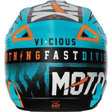 youth bell motocross helmets fox youth v1 vicious motocross helmet aqua 2016 mxweiss