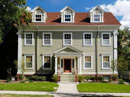 House Styles Architecture Colonial Architecture Hgtv