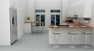 interior inspirational white scandinavian kitchen design with