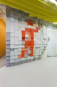 office 27 creative office wall decoration ideas yandex office