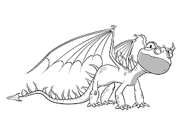 terrible terror dragon coloring pages for kids printable free