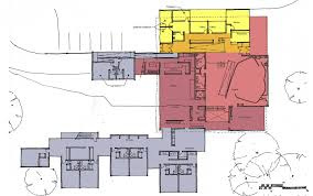 Chicago Bungalow Floor Plans Gallery Of Jesuit Community Center At Fairfield University Gray