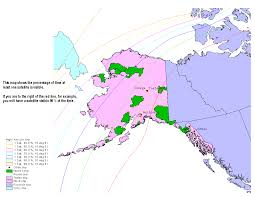 Verizon Coverage Map Alaska by Personal Satellite Network Psn Providers Of Mobile Satellite
