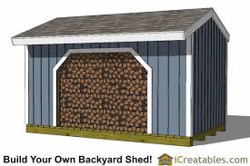 Plans For Building A Wood Storage Shed by 8x16 Storage Shed Plans Easy To Build Designs How To Build A Shed
