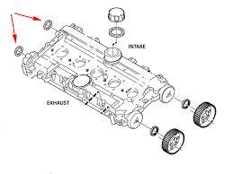 2001 Volvo S60 Fuse Box Volvo Rear Camshaft Seal 112312 1336016 3514943 9443310 135151