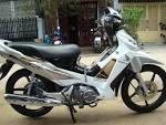 Honda - Cần Bán Honda <b>Future</b> X Fi Trắng-Xám-Bạc 7/2010 Bánh <b>Mâm</b> <b>...</b>