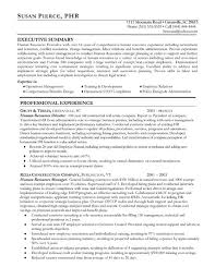Sample Resume For Senior Manager by 15 Best Human Resources Hr Resume Templates U0026 Samples Images On