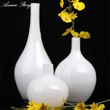 Decorative Glass Vases Online Get Cheap Amber Glass Vases Aliexpress Com Alibaba Group
