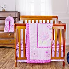 Mini Crib Set Bedding by Amazon Com Dream On Me Pink Butterfly And Flower 5 Piece Set