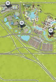 Orlando Universal Studios Map by Review Of The Cabana Bay Beach Resort At Universal Studios Orlando