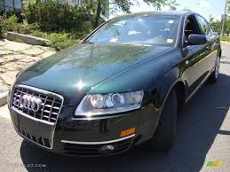 Audi 2005 2005 Cambridge Green Pearl Effect Audi A6 3 2 Quattro Sedan
