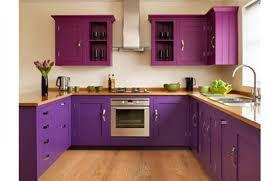 Wall Mounted Cupboards Kitchen Modern Purple Kitchen Furniture Cabinet Sets Uncluttered
