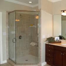 Plain Simple Shower Design Small Bathroom For Good Tile Designs - Bathroom shower stall designs