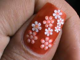 emejing simple nail art designs at home videos gallery
