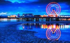 Blackpool     s hard to beat for garish fun