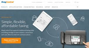 Best Electronic Fax Services for Small Businesses RingCentral Electronic Fax Services
