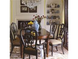 Thomasville Dining Room Chairs by Thomasville Fredericksburg Oval Dining Table With Two 20