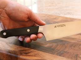 Japanese Style Kitchen Knives At 65 The Misen Chef U0027s Knife Is The Holy Grail Of Knives