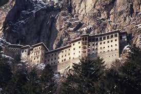 Sümela Manastırı Nerede