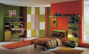 Green Bedroom Wall Designs Baby Nursery Cool Bedroom Paint Ideas And Matched Furniture