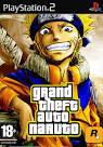 GTA Naruto เกมส์ จีทีเอ นารุโตะ - เกมส์ ps2 ขายแผ่นเกมส์ ...