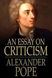 alexander pope essay on criticism analysis an essay on criticism     Kyra obamFree Essay Example   obam co