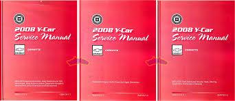 chevrolet shop service manuals at books4cars com