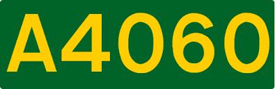A4060 road
