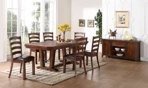 Wood Dining Room Awesome Rustic Wood Dining Room Sets Gallery Home Design Ideas