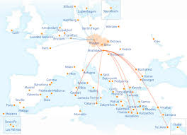 Carrier Route Maps by Smartwings World Airline News