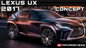 lexus car price com 2016 lexus ux concept review rendered price specs release date