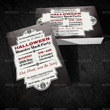 monster mash halloween halloween monster mash party invitation by viral legacy graphicriver