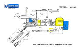 Chicago Ord Terminal Map by Youngstown Warren Regional Airport Newsroom
