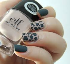 leopard nails nail art by marine loves polish nailpolis museum
