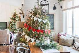 Cottage Home Decor Ideas by Our Christmas Home Tour Part One The Wood Grain Cottage