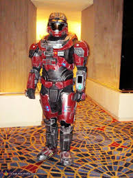 Halloween Halo Costumes Halo Halloween Costumes Homemade Halo Reach Costume Photo 2 2