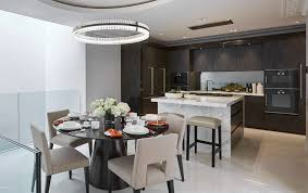 Modern Luxury Kitchen Designs by Belgravia Grand Townhouse Luxury Interior Design Laura Hammett