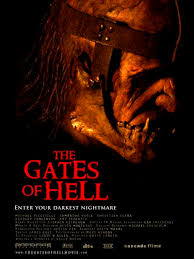 The Gates Of Hell affiche