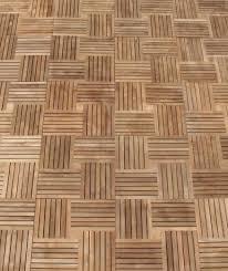 Teak Floor Mat Parquet Wood Deck Teak Tiles Westminster Teak Outdoor Furniture