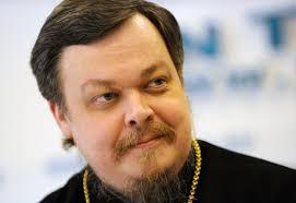 Глава отдела связей Церкви и общества РПЦ, протоиерей Всеволод Чаплин
