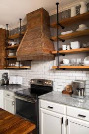 Vintage Decorating Ideas For Kitchens by Shabby Chic French Country Style Rustic Inspirations With Shelves