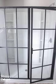best 25 framed shower door ideas on pinterest bathrooms inside