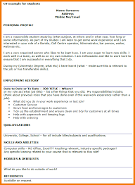 Teaching Assistant CV Example   icover org uk first time job icover org