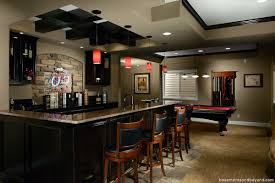 Home Bar Designs Pictures Contemporary Basement Bar From Kitchen Cabinets Home Bar Design Bar