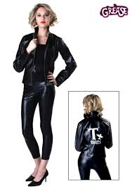 halloween costume ideas for women grease the movie costumes ideas women u0027s grease t birds jacket