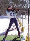 biathlon rifle hot