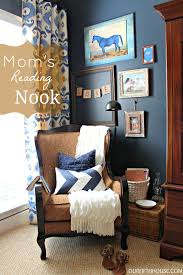 Reading Nook Furniture by Mom U0027s Reading Nook A K A My New Favorite Corner Of The House